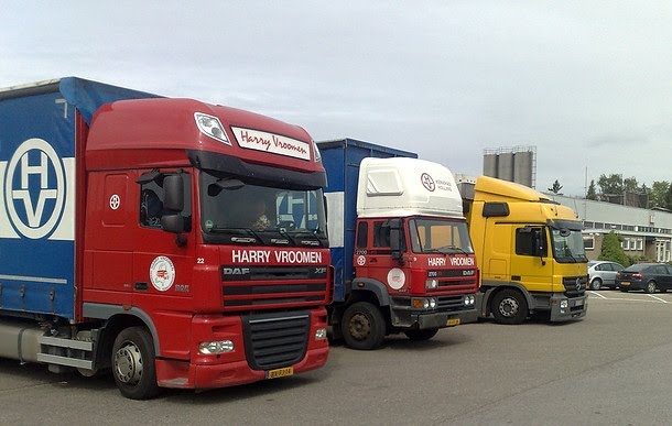 Daf Harry Vroomen