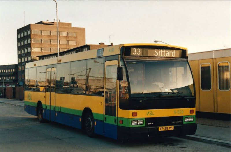 -529  DAF - DO (88), Sittard, 14-12-91