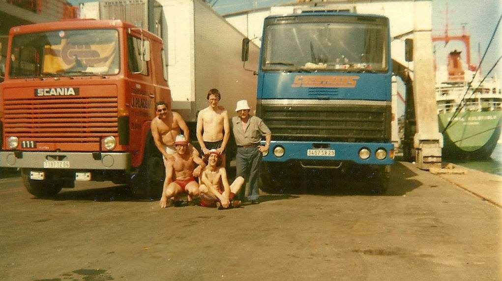 Scania--Ford
