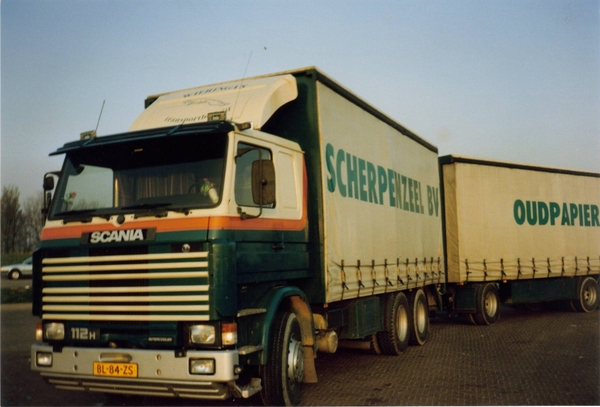 Scania 112 H  Jan Wieringa