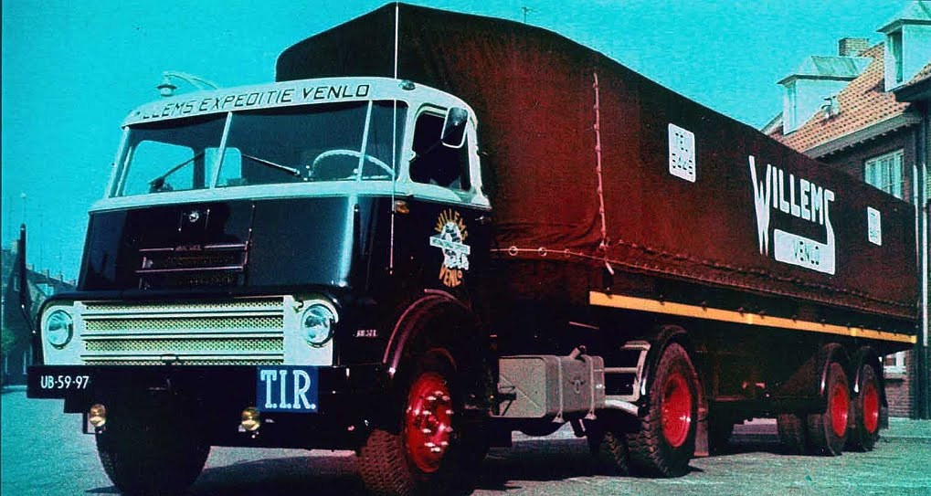 DAF 2000 DO UB-59-97