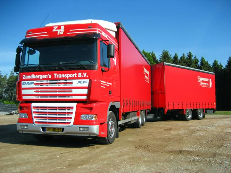 DAF  BP HD 99