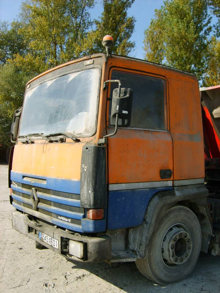 Renault-camion