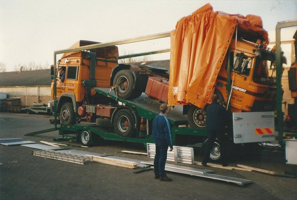 Iveco-laden