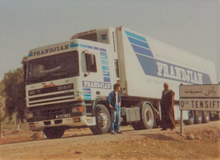 DAF-95-in-Middle-East