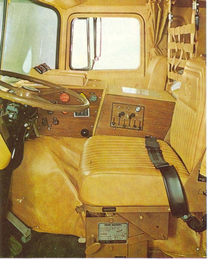 Mack-interieur
