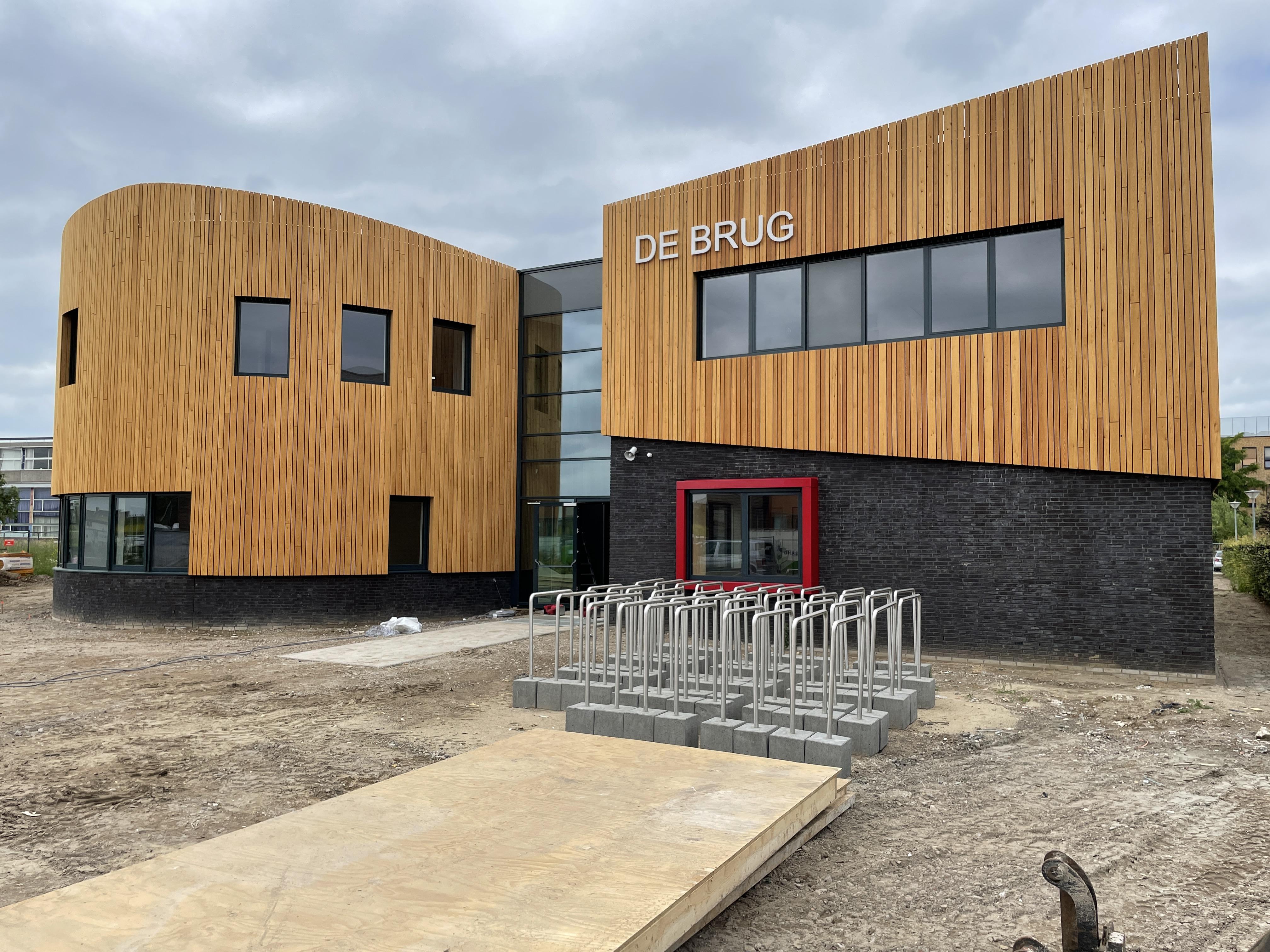 Nieuwbouw praktijkschool De Brug Zaltbommel opgeleverd