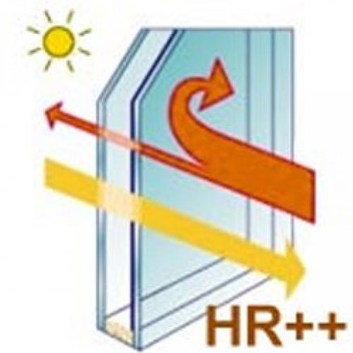 HR++ isolatieglas