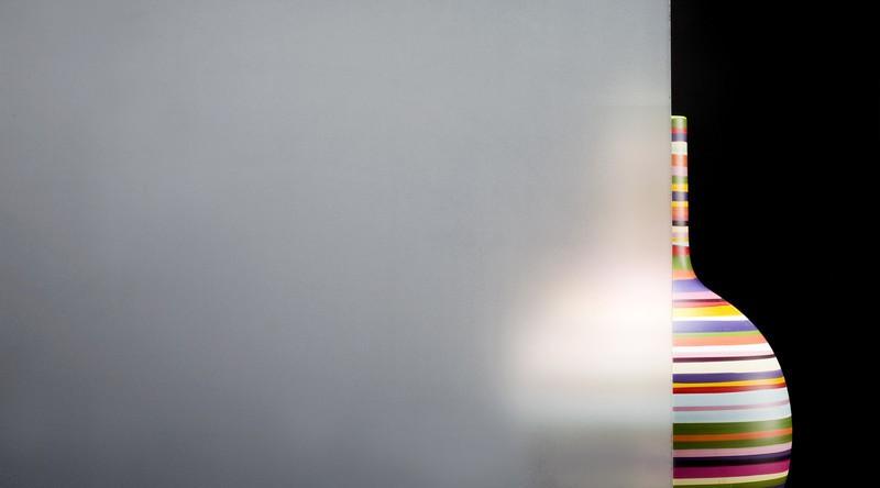 Glazen tafelblad satijnglas rechthoekig