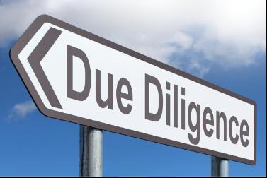 Due Diligence: vervelend en tijdrovend?