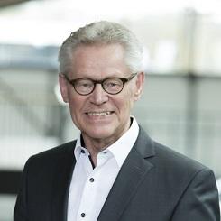 Bedrijfsovernameadviseur H. (Harry) Helwegen (Erelid)
