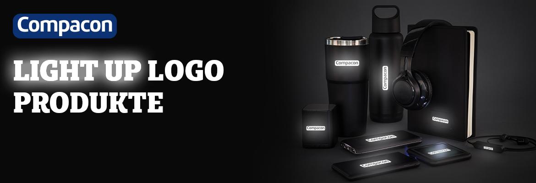 Stärken Sie Ihre Marke mit Light up Logo Artikeln!