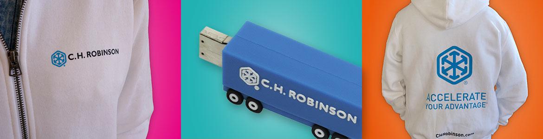 Compacon för CH Robinson