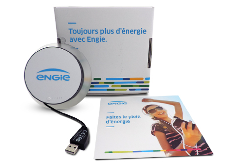 Engie Solar Charger