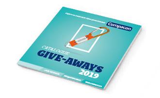 Catalogus Give-aways