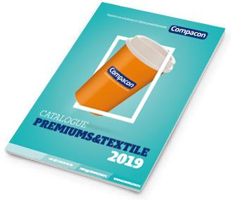 Catalogus Premiums & Textile