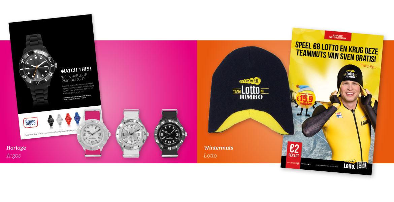 Salespromotion & actiemarketing