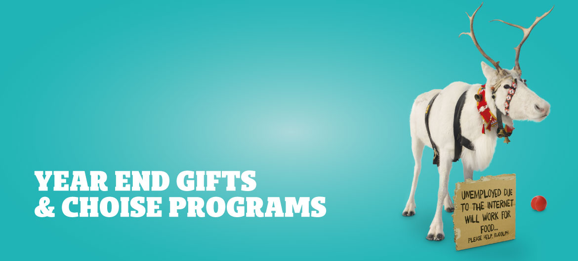 Year-end gifts & choice programs