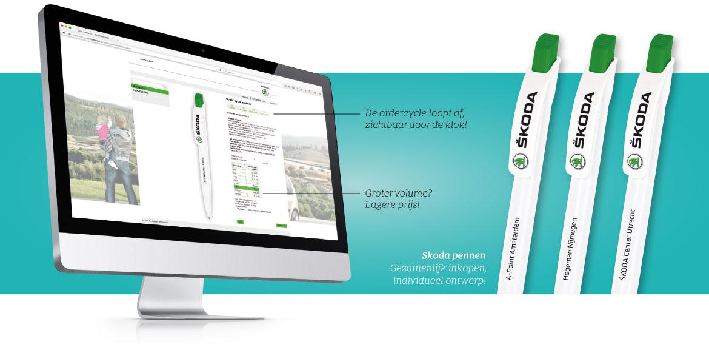 Groupbuy® online inkoopmodule