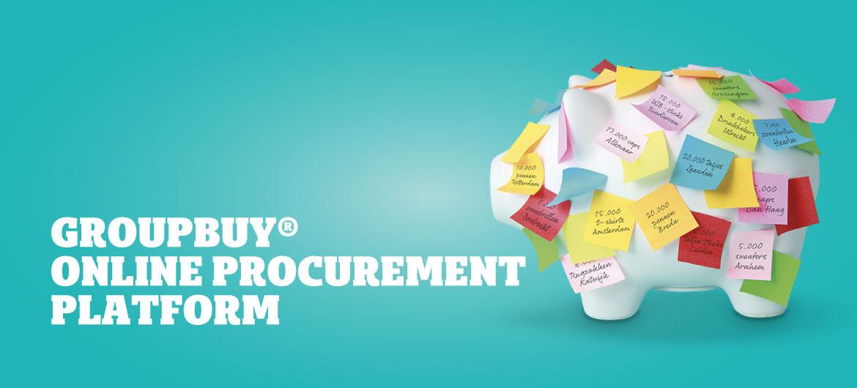 Groupbuy® online procurement platform