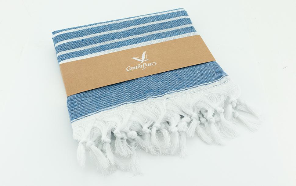 Centerparcs - Hammam Towel 1