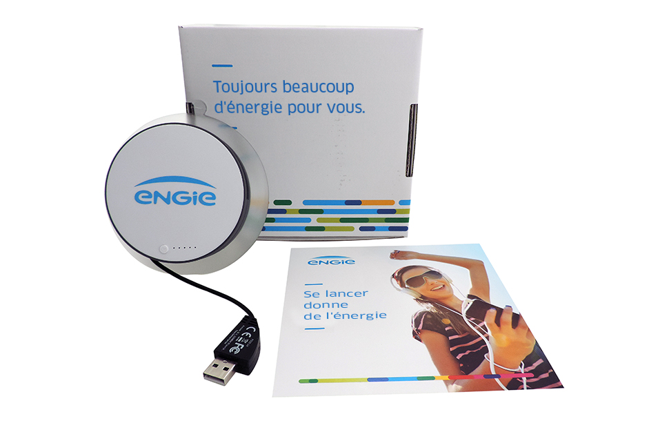 Engie -Solar Charger 1