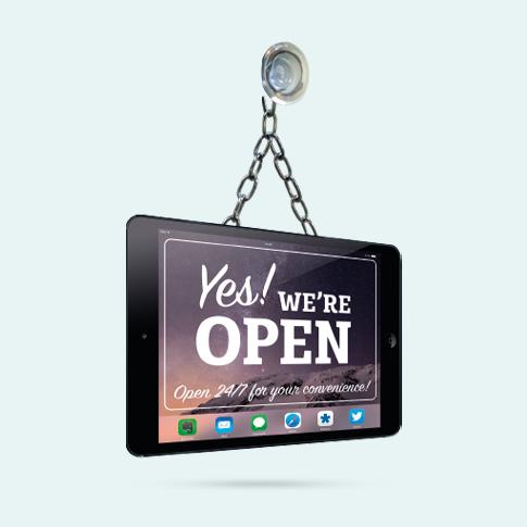 PromOnline® Webshop-løsning
