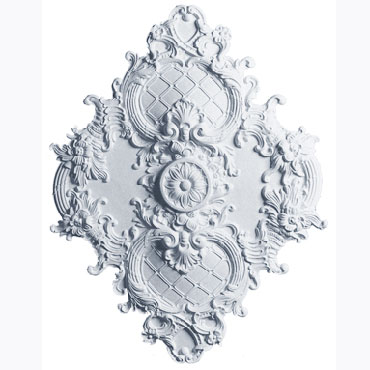 Gypsum ornaments / Niches & Bows