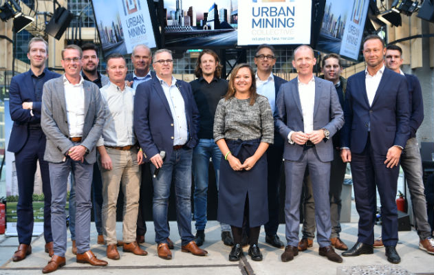 Lancering Urban Mining Collective is een feit!