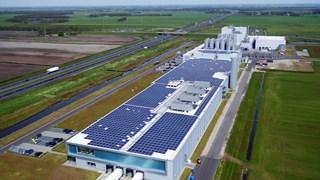 Kromwijk installeert het op 5 na grootste single-site zonnestroom project in 2015