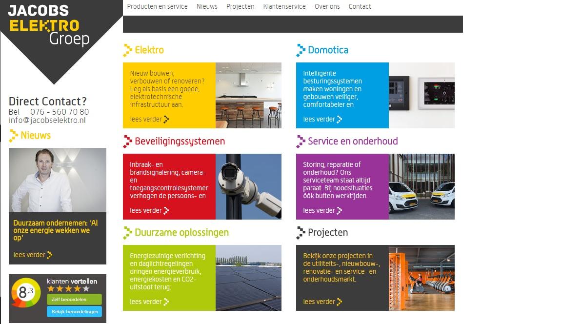 EV-Box project van de maand januari is van Jacobs Elektro