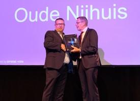 ElektroNed partner Hoffman Elektro wint Uneto-Vni Innovatie Award 2018