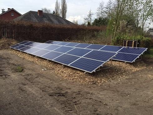 Binks Solar Hoogstraten, Belgi� 8320 Wp 2