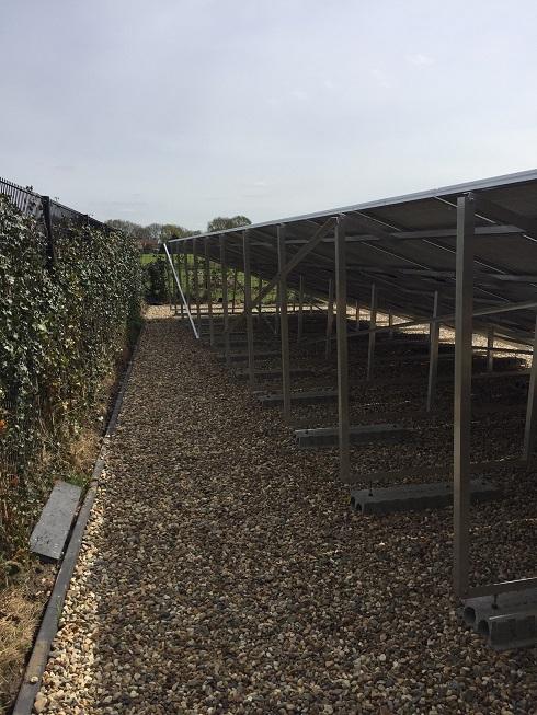 Binks Solar Chaam, Martens 28.600 Wp 2