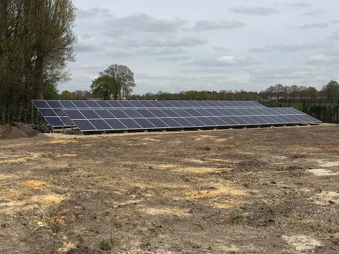 Binks Solar Chaam, Martens 28.600 Wp 3