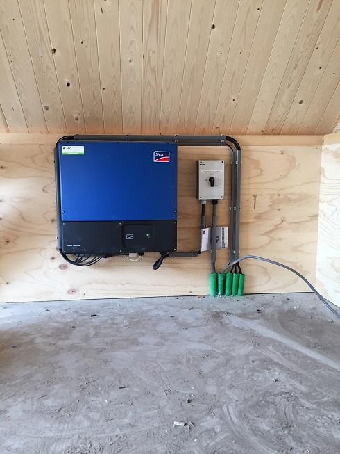 Binks Solar Chaam, Martens 28.600 Wp 4