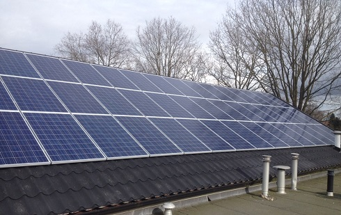 Bink Solar PV bij sportvereniging 3