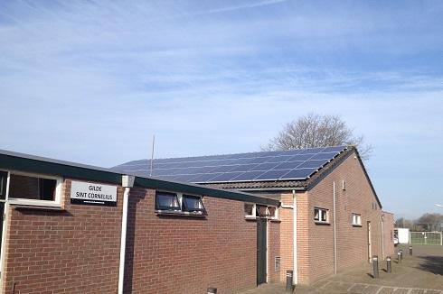 Bink Solar PV bij sportvereniging 2