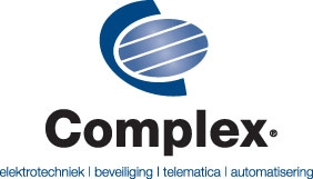Logo Complex E-techniek B.V.