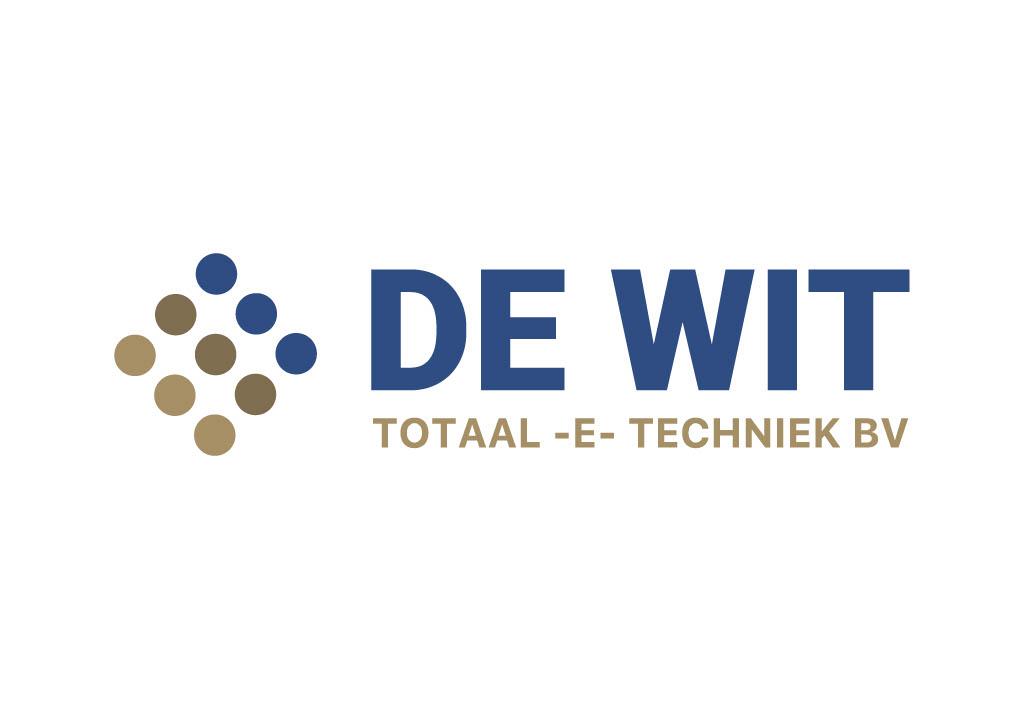 De Wit Totaal-E-Techniek