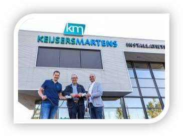 ElektroNed versterkt zich met Keijsers Martens Elektro- en Installatietechniek