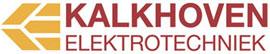 Logo Kalkhoven Elektrotechniek