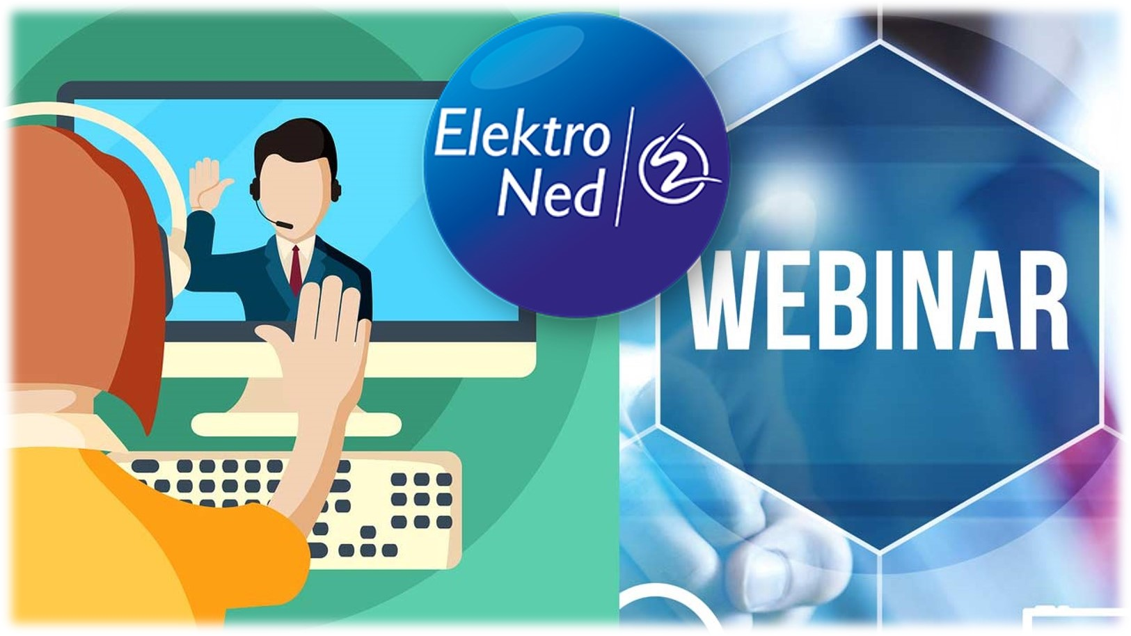 Online event ElektroNed vr. 20 november 10.00 uur