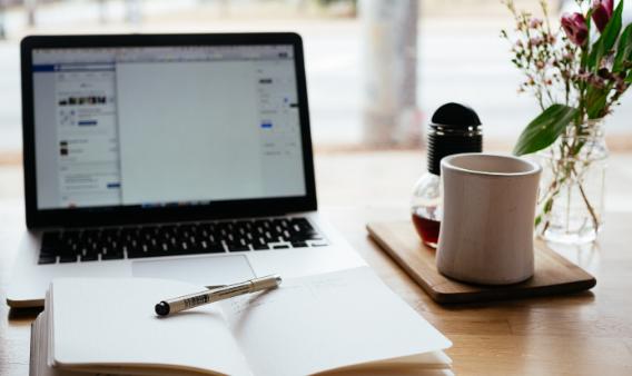 Von zu Hause aus arbeiten? Machen Sie es ergonomisch!