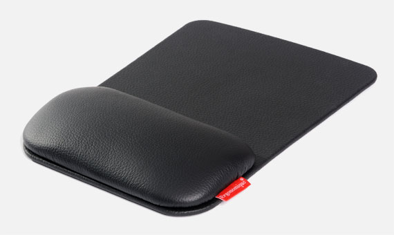 ErgoPad wrist support mousepad