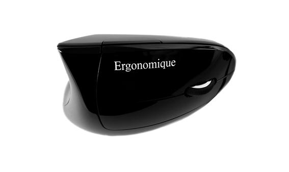 ErgoMouse Blue wireless