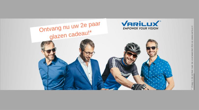 Najaars campange Varilux 2017