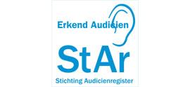 Erkend Audicien Star