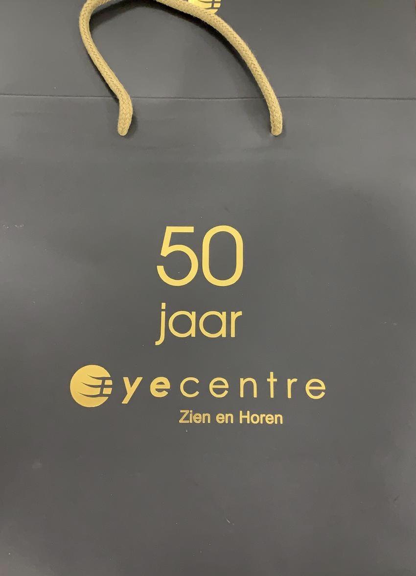 Eyecentre bijna 50 jaar