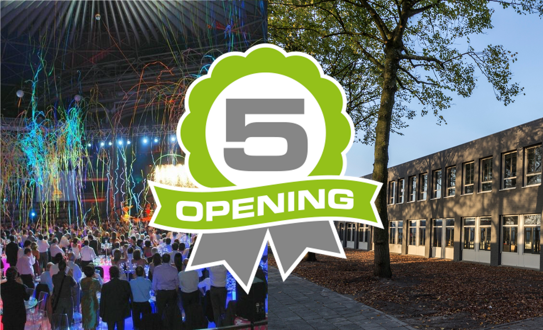 Opening nieuw kantoor